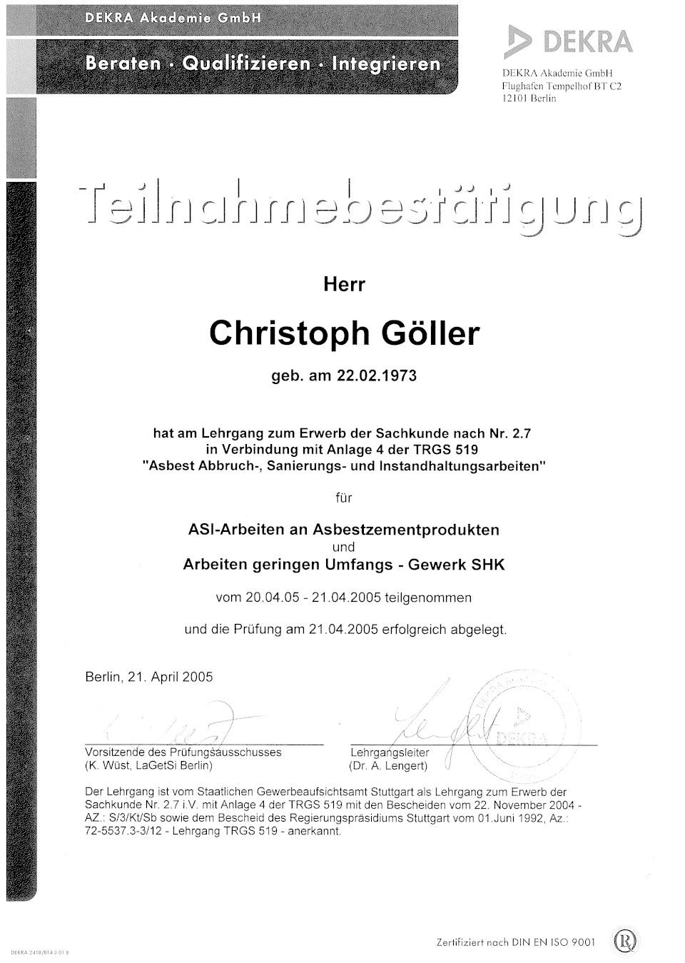 Gewerbeaufsichtsamt Berlin downloads foelske gmbh co kg