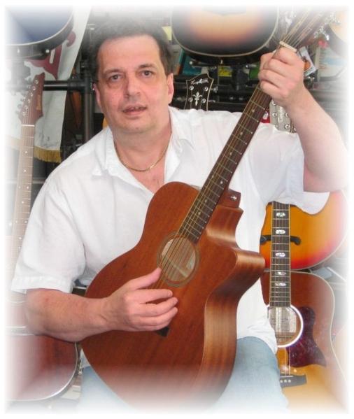 Winni Kappes Gitarre