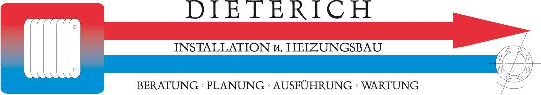 Dieterich - Installation u. Heizungsbau Berlin