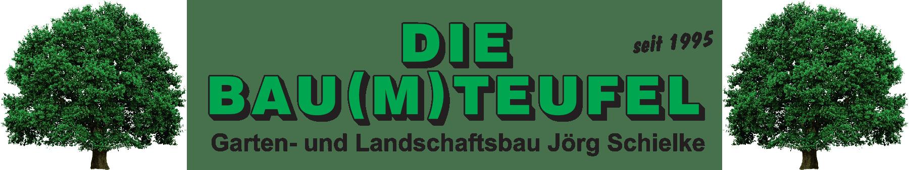 Die Bau(m)teufel - Garten- und Landschaftsbau in Berlin & Brandenburg