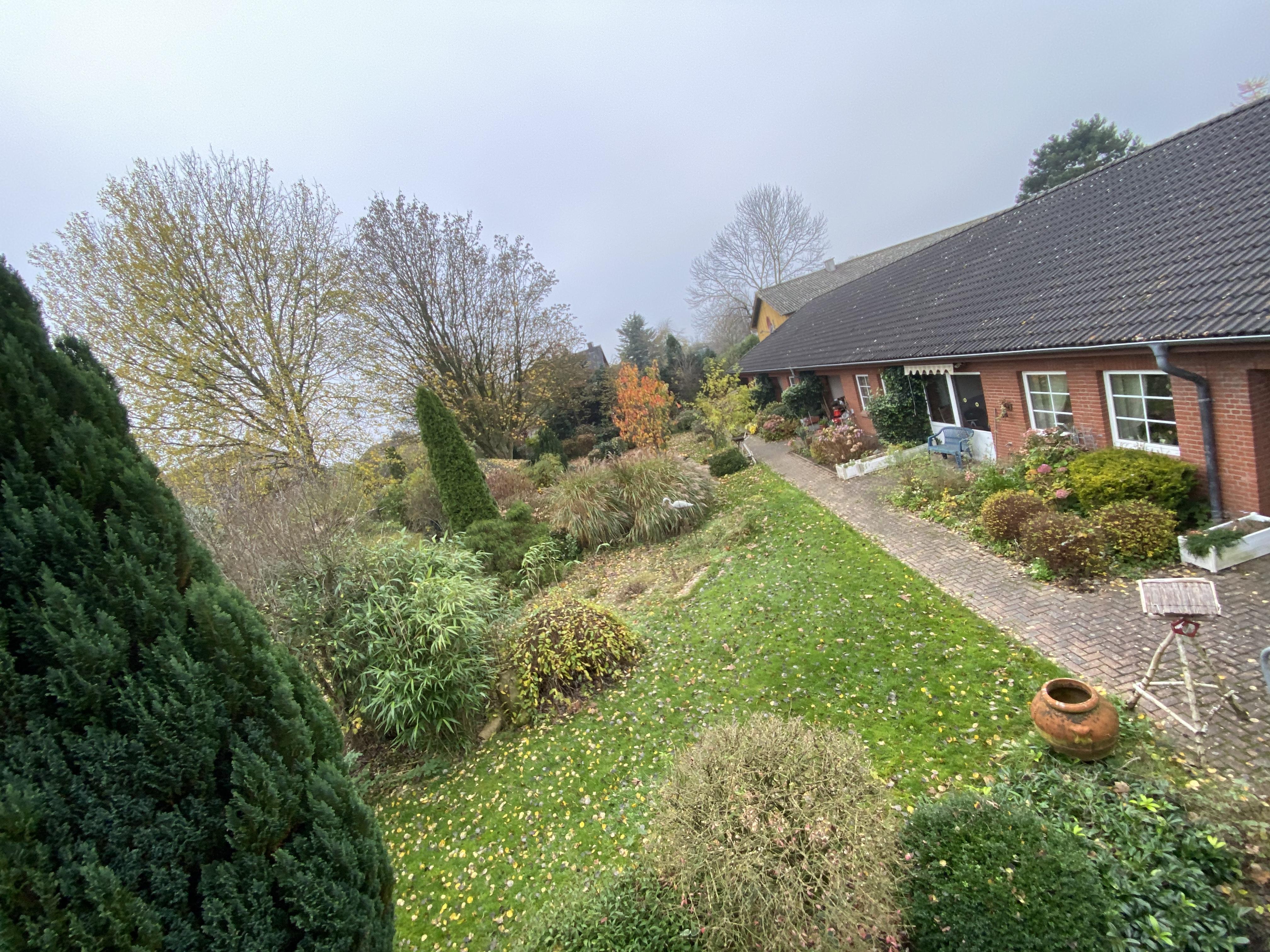 Der Garten in Steinfeld