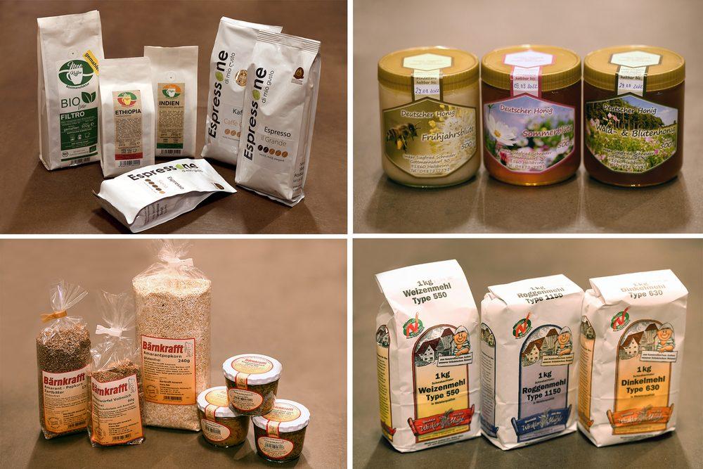 Rewe Stolpowski regionale Produkte