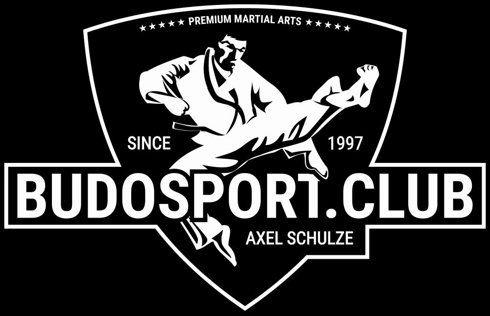 Logo BUDOSPORT.CLUB - The Martial Arts Academy