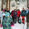 Exkursion Spuren im Schnee mit Erwin Bandel, Tierschutzbeauftragter