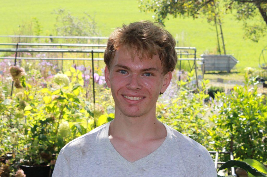 Mitarbeiterfoto Niklas