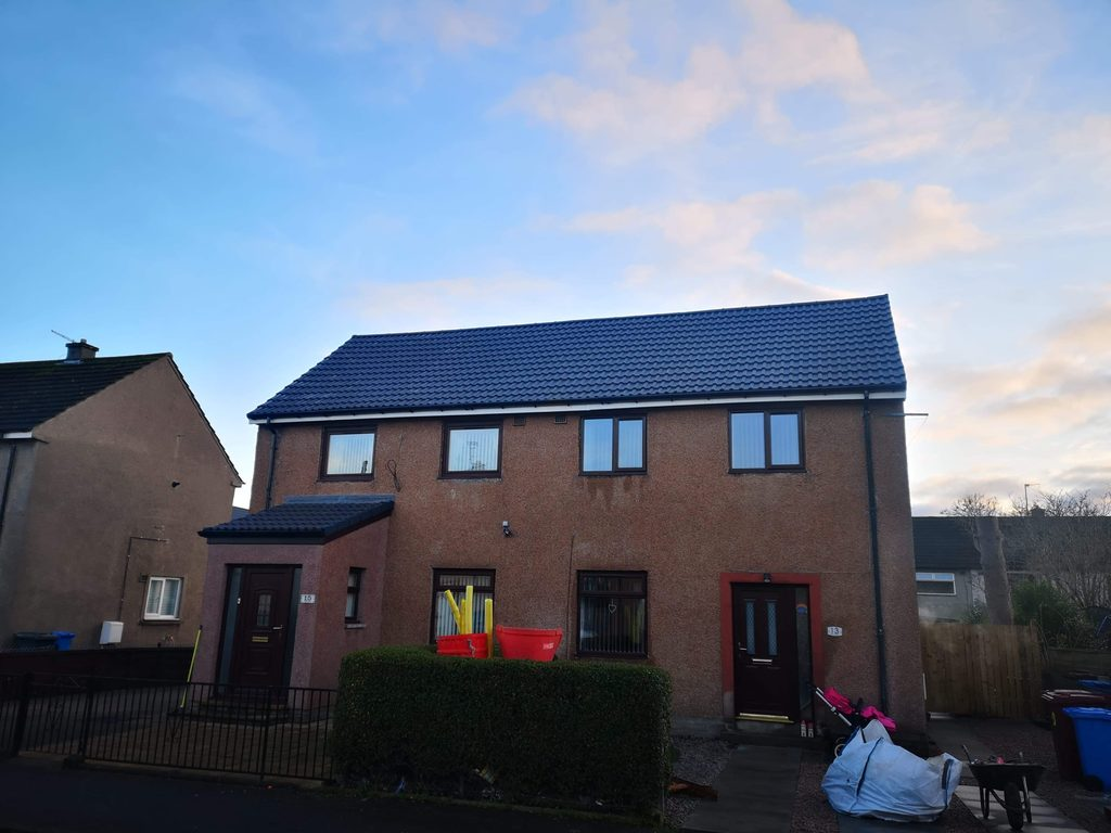 Photo of Dundee Roofing Work