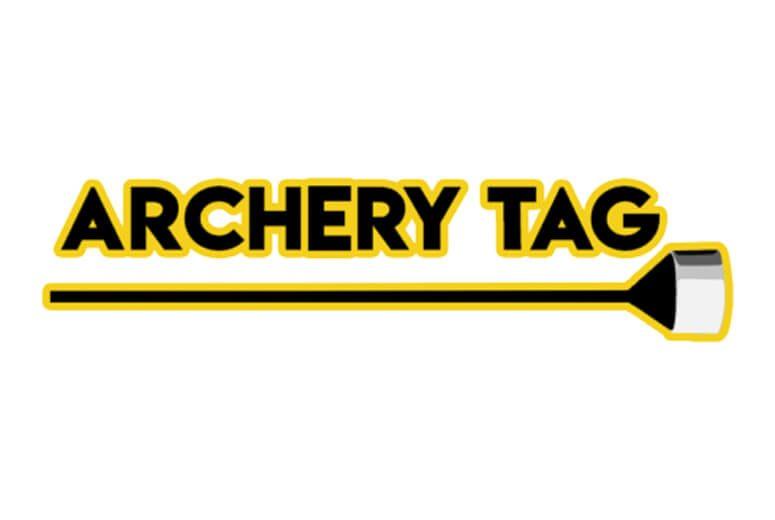 Logo voorbeeld ArcheryTag Eazyonline