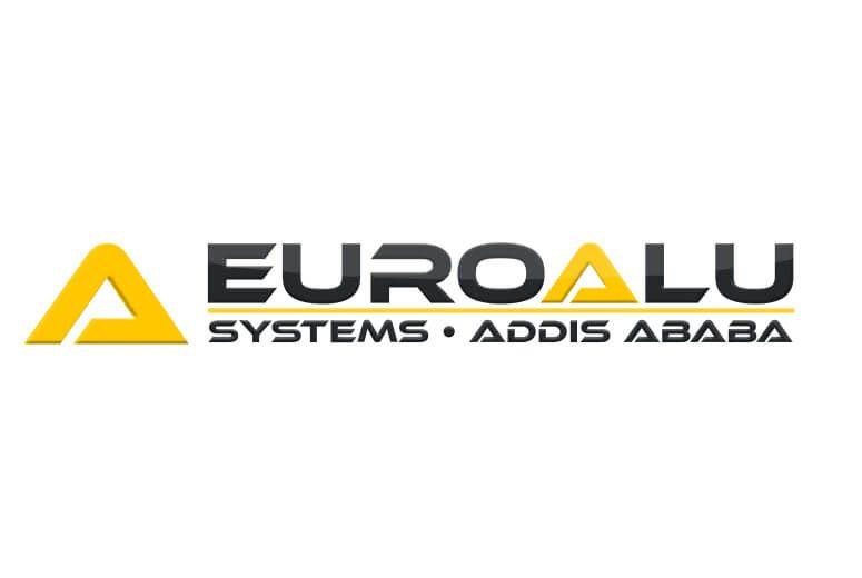 Logo voorbeeld EuroAlu Eazyonline