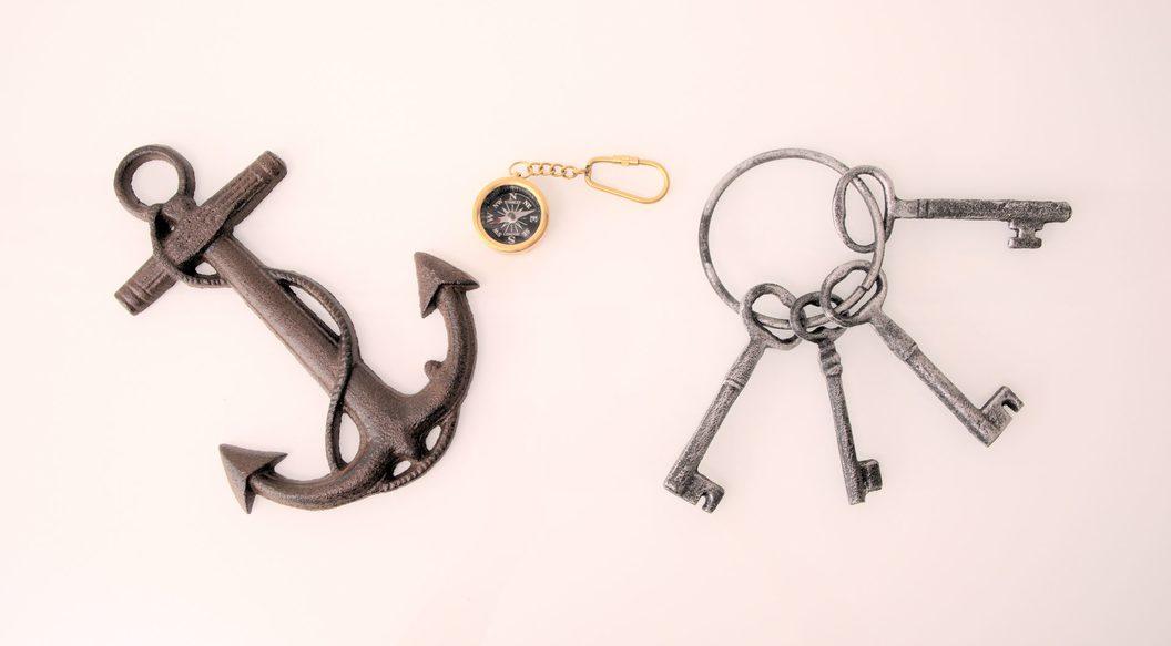 Mein Anker und meine Schlüsselpersönlichkeiten