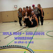 Hula Hoop Burlesque Style in Köln