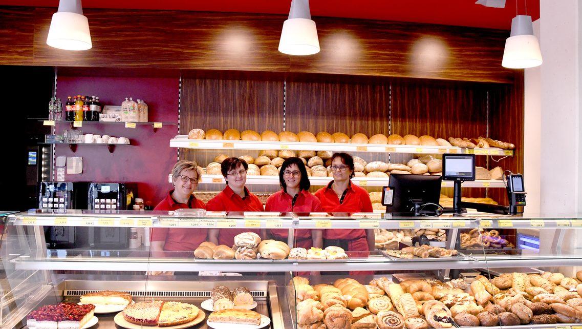 Edeka Helmschrott Bäckerei