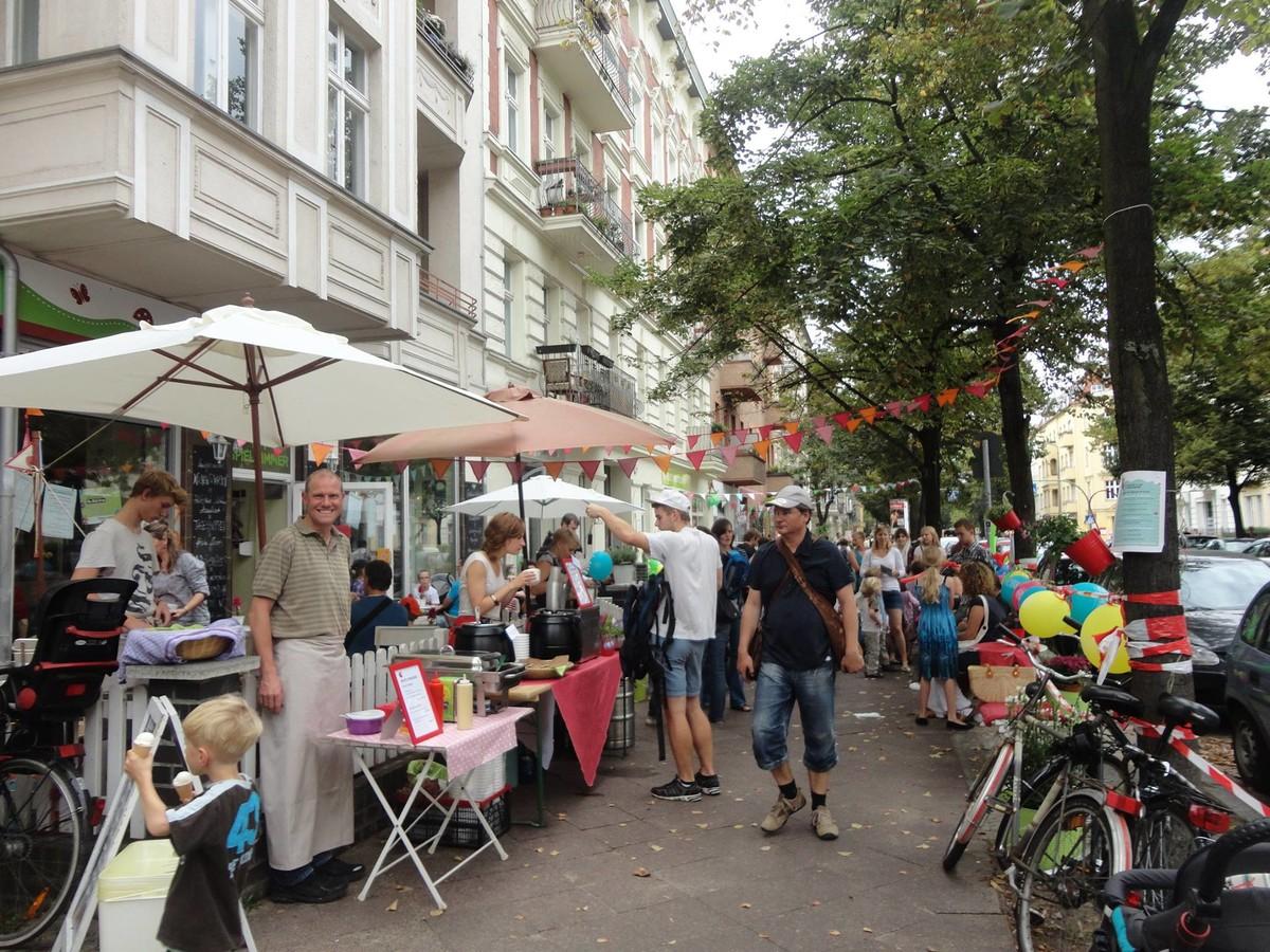 Cafe Mieten Feier Berlin