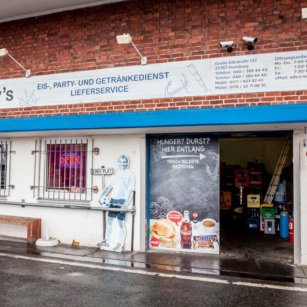 Nobby\'s Eis- und Getränkedienst - Getränkeservice in Hamburg