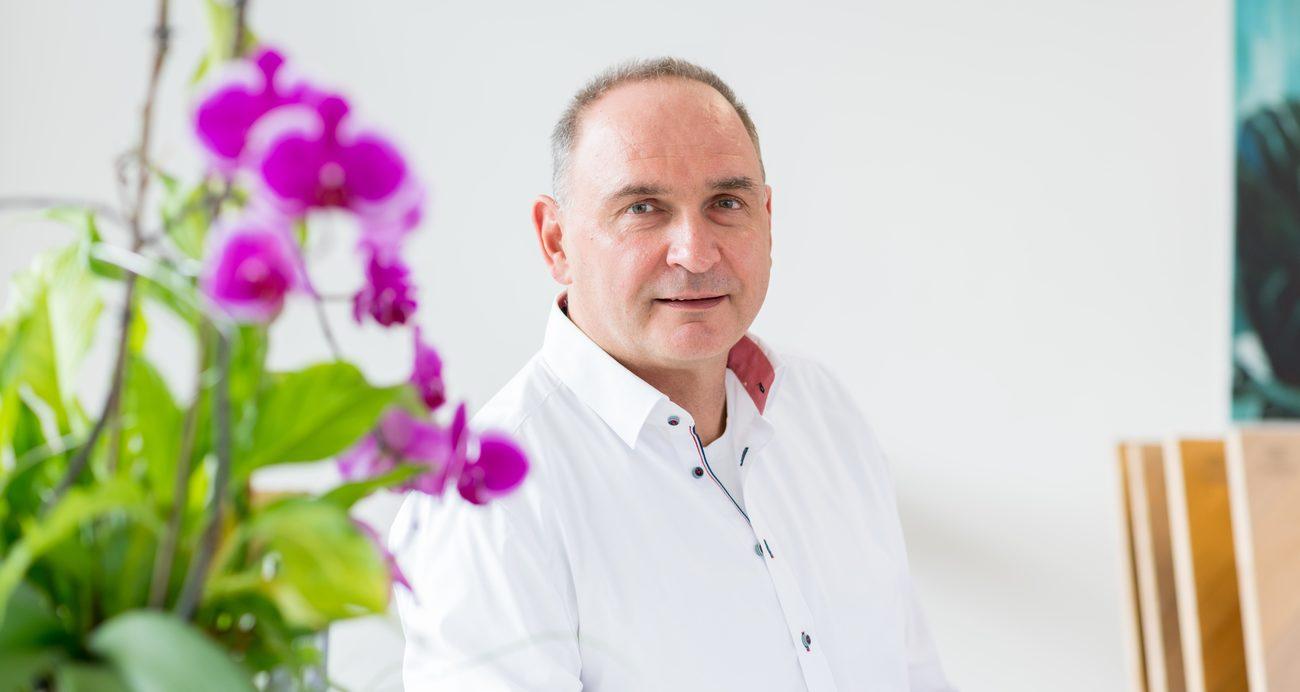 Dirk Hellenkamp, Partner für Parkett- und Bodenbeläge in Reken und Umgebung