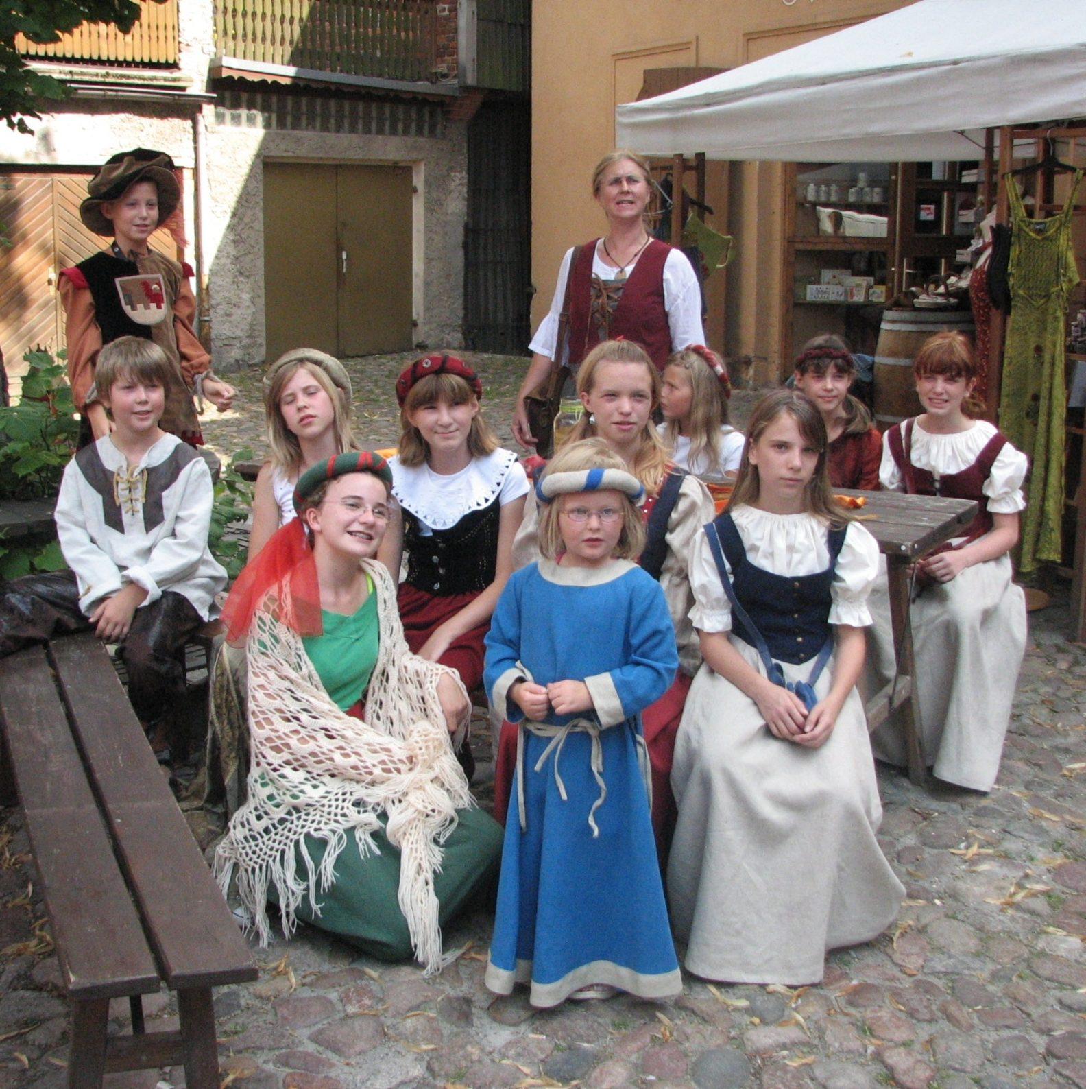 Kinder-Stadtführer-Projekt