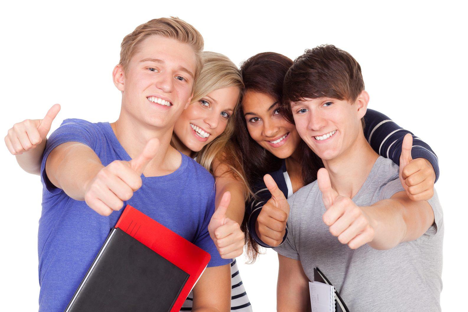 Erfolgreiche Schüler
