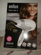 Braun Satin Hair 5