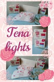 TENA lights - sicher gegen Uuups-Momente zu überstehen.