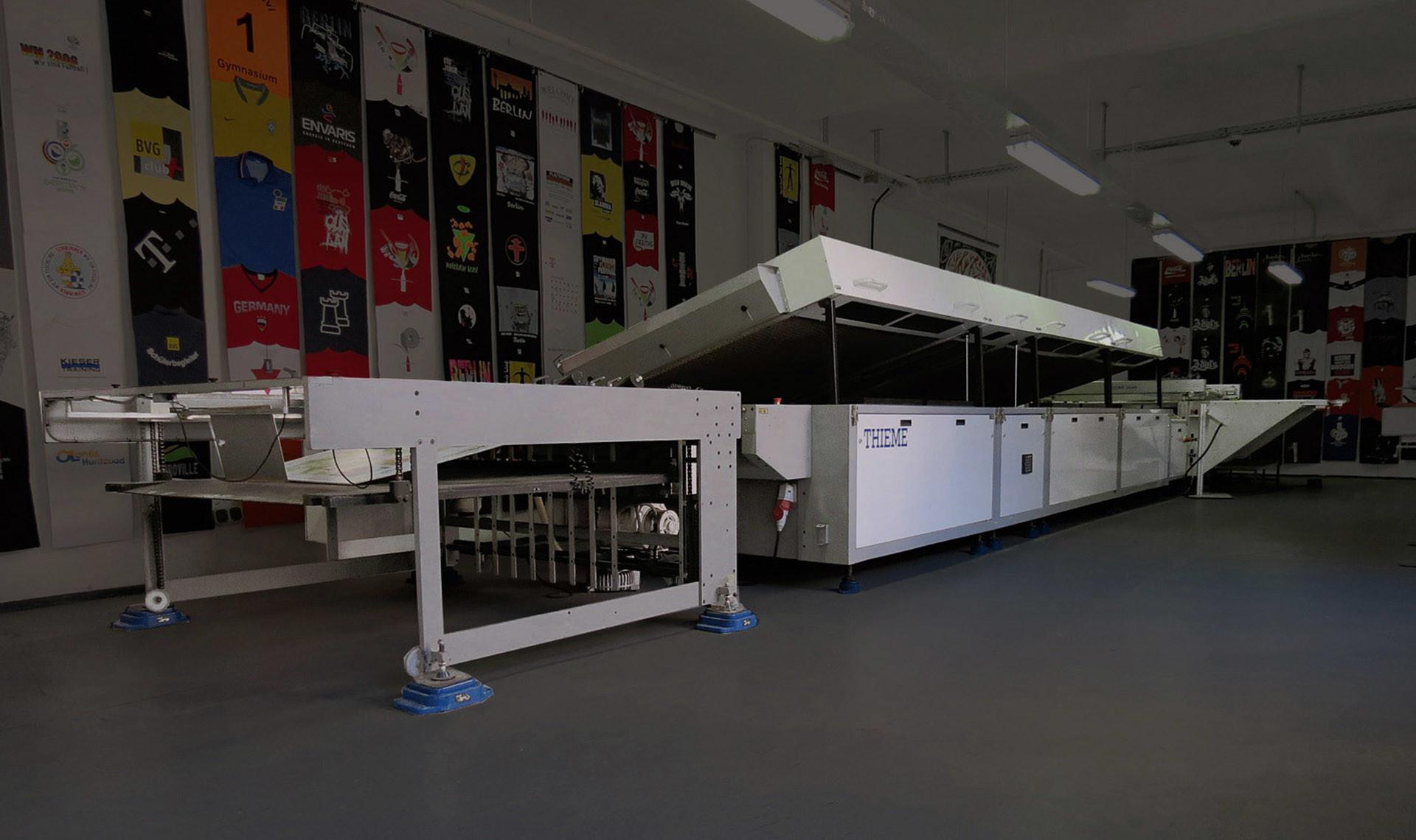 Cirilli Printmedia Ihre Siebdruckerei In Berlin