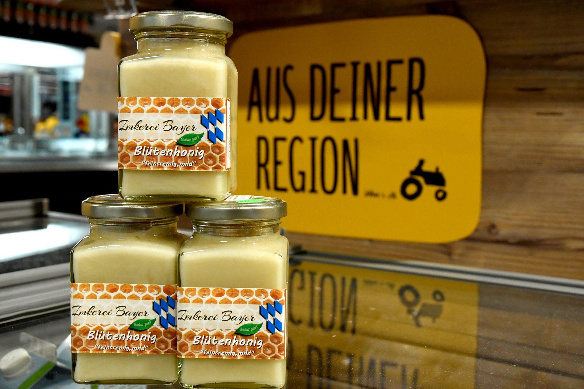 Rewe Reincke regionaler Honig