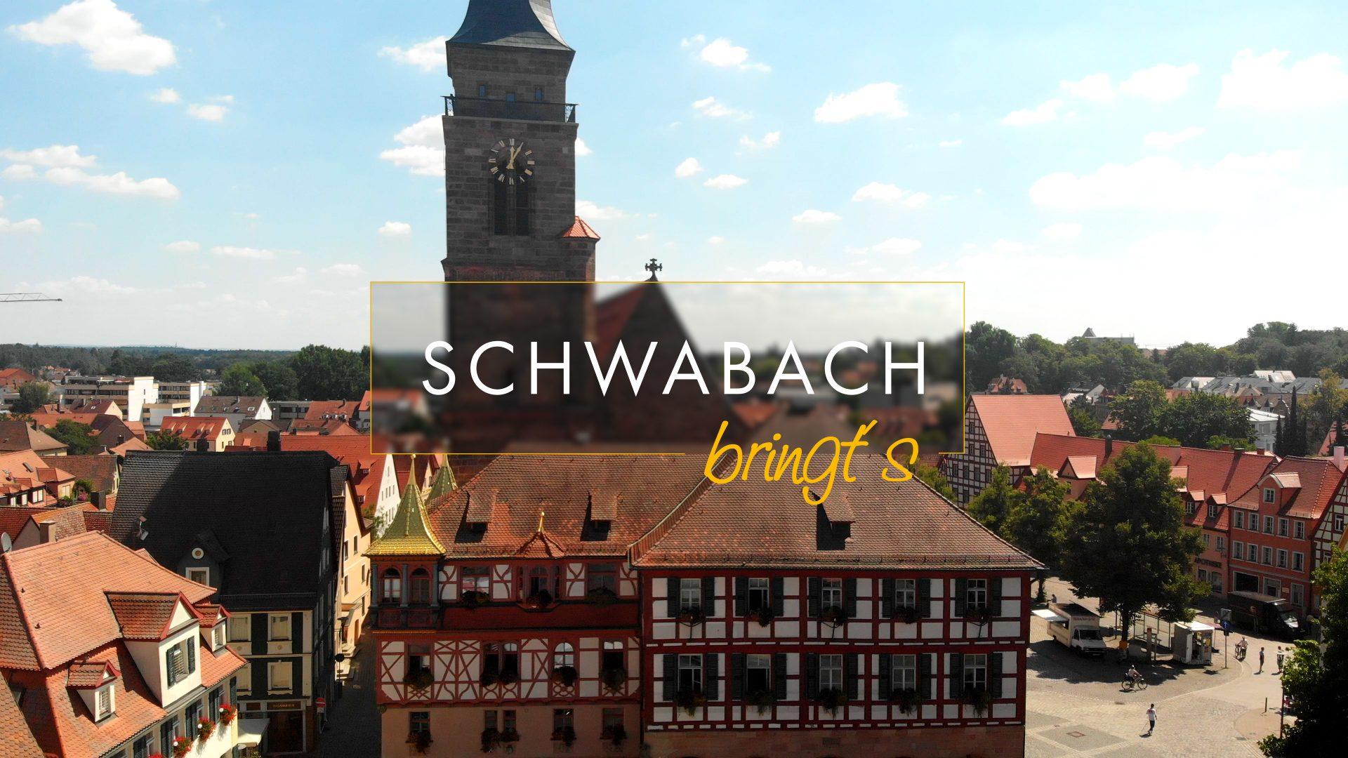 Schwabach bringt´s - Unterstützung der örtlichen Geschäfte während Corona
