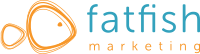Fat Fish Marketing Logo