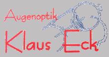 Logo Augenoptik Eck