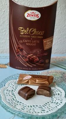 ZENTIS Bel Choco Caffe Latte Nougat