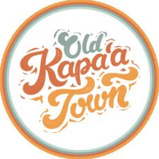 Old Kapaa Town Logotype