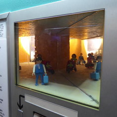 Fahrkartenautomat - Traudl Gilbricht