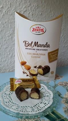 Zentis Hochfeine Creationen Bel Manda Edelmarzipan Classic