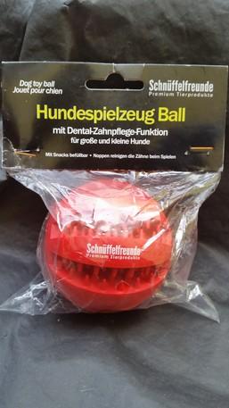 Hundespielzeug Ball von Schnüffelfreunde