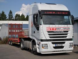 Über STT Rental Logistic GmbH