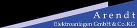Logo Arendt Elektroanlagen GmbH & Co. KG