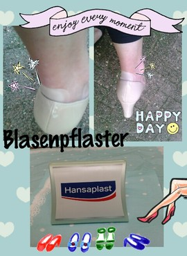 Hansaplast foot expert Blasenpflaster