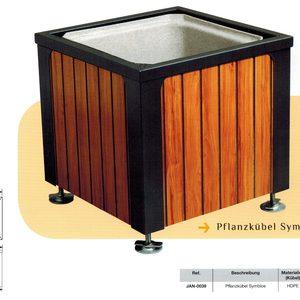 Pflanzkübel Symbios, AB-JAN-0039