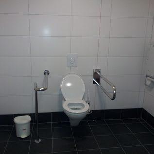 Sanierung der WC-Anlagen im Deutsch-Russischen Museum in Berlin Karlshorst