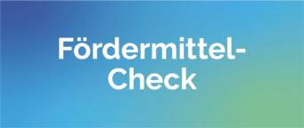 Fördermittel-Check