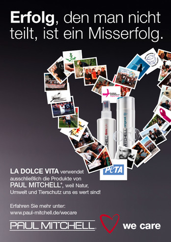 La Dolce Vita mit Paul Mitchell