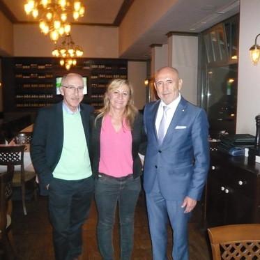 Şahınler Holdıng Yönetim Kurulu Başkanı Sayın Kemal Şahin Restaurant Tuğra ta