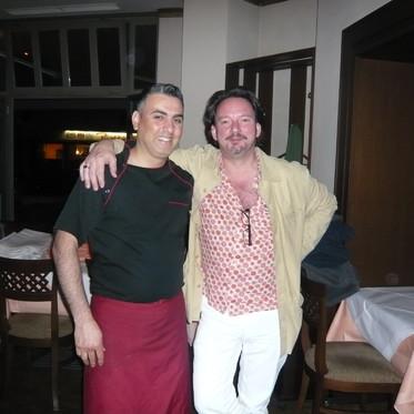 Yıldızlı Aşçı Kolja Kleeberg Tuğra Restaurant ta