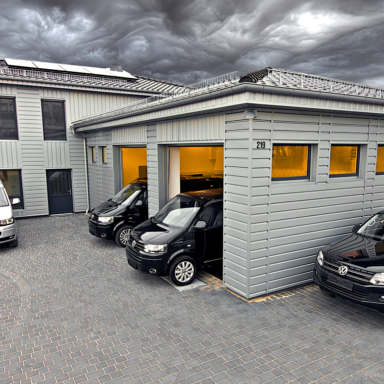 Autohaus Nordost / Fenster + Tore