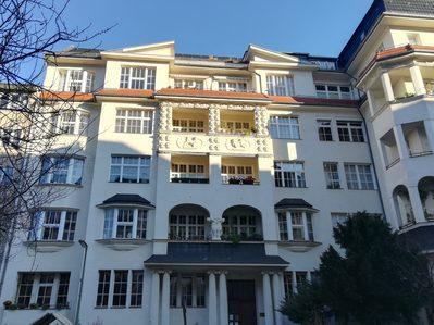 Strangsanierung eines Gebäudes mit 21 WE in Schöneberg | September 2018 –Juli 2019 | Auftraggeber: Segment Gebäudetechnik GmbH