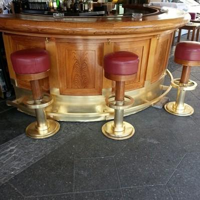 Newton Bar - Nachher