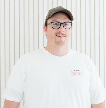 Colby Lund co-owner and licensed general contractor