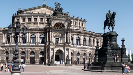 1997 Auftritt in der Dresdner Oper mit Sascha Reckert und Musikern der Staatskapelle Dresden, Kammermusikabend
