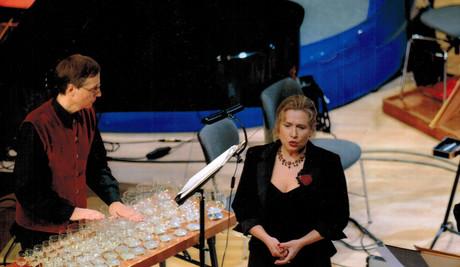 Konzertrepertoire mit Friederike Meinel und Maxim Shagaev: Von Lasso über Händel bis Debussy. Für Tonbeispiele von dieser Besetzung fragen Sie bitte an.