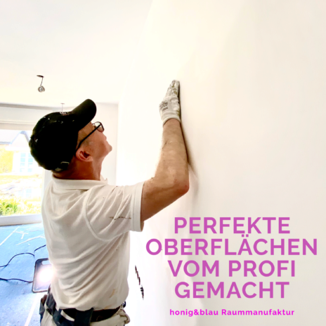 Raumgestaltung von honig&blau Raummanufaktur Maler in Hamm
