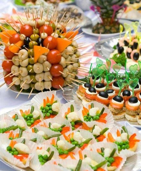 Catering vom Partyservice Hase in Hamburg