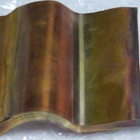 Kaltgasspritzen - Stromband mit  Silber beschichtet für die Hoch- und Mittelspannungstechnik